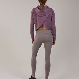 Gymshark Tops - Gymshark Crossback Cropped Hoodie-Size S (NWOT)